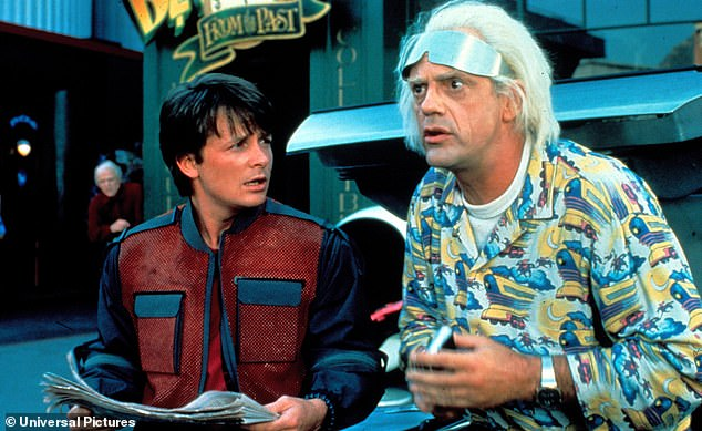 His big hit film: Seen in Back to the Future Part II (1989) with Christopher Lloyd of Taxi fame