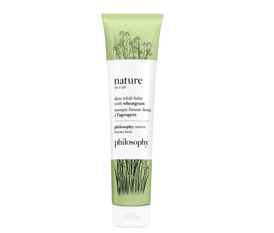 Philosophy Nature In A Jar Skin Rehab Balm With Wheatgrass