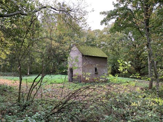 godmersham park cow shed