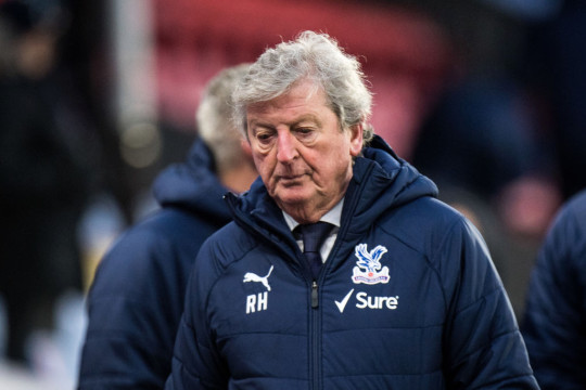 Roy Hodgson appears likely to leave Crystal Palace at the end of the season