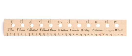 Planting ruler, ?10, shop.nationaltrust.org.uk