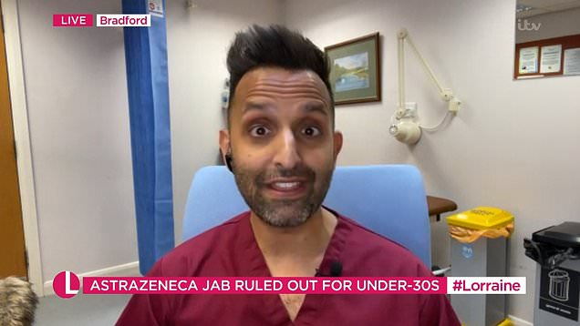 Astrazeneca: Dr Amir Khan explains signs of blood clot