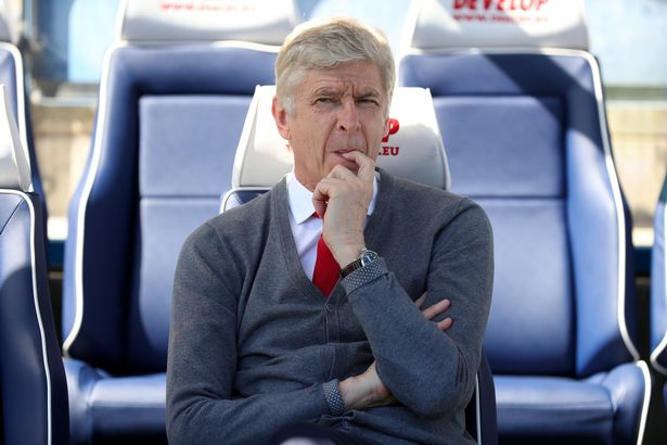 Arsene Wenger previously questioned the away goals rule