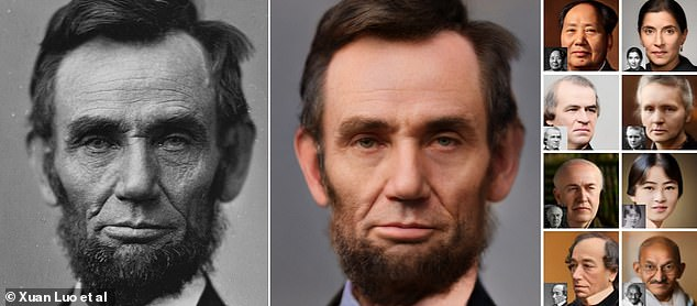 Abraham Lincoln's face is iconic – we recognise him instantly. But what did he really look like? Our understanding of his appearance is based on grainy, black and white photos from well over a century ago