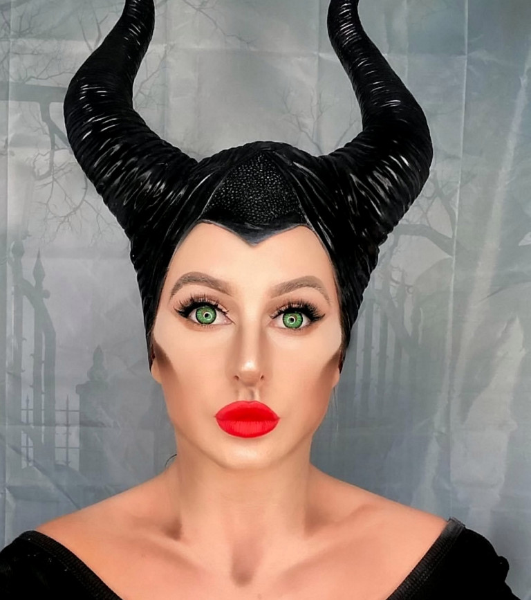 Liss Lacao as Disney's Maleficent