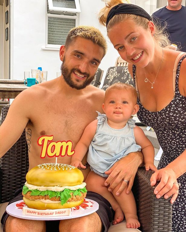 Back in January, Tom's wife Kelsey shared another positive update when she told fans that her husband's tumour had shrunk significantly