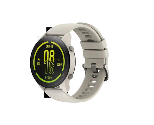 The Mi Watch (Xiaomi)