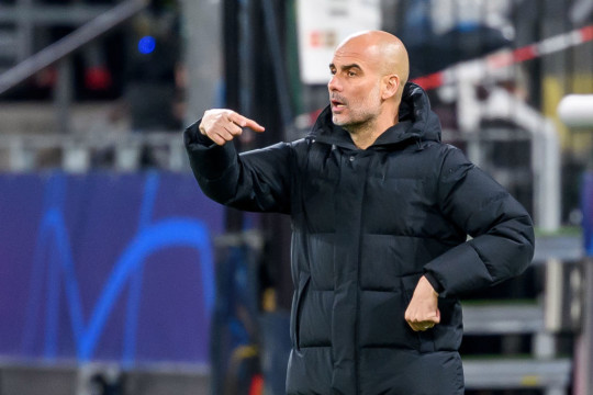 Guardiola's Premier League champions-elect will be tough opponents