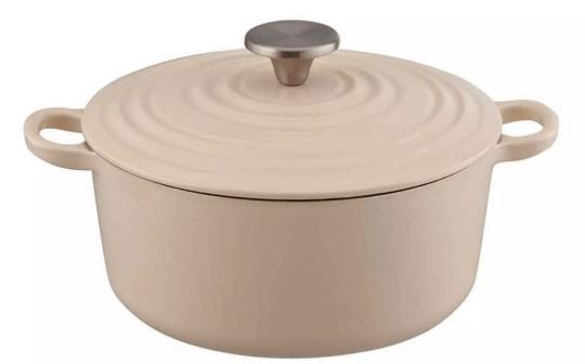 argos cast iron dish