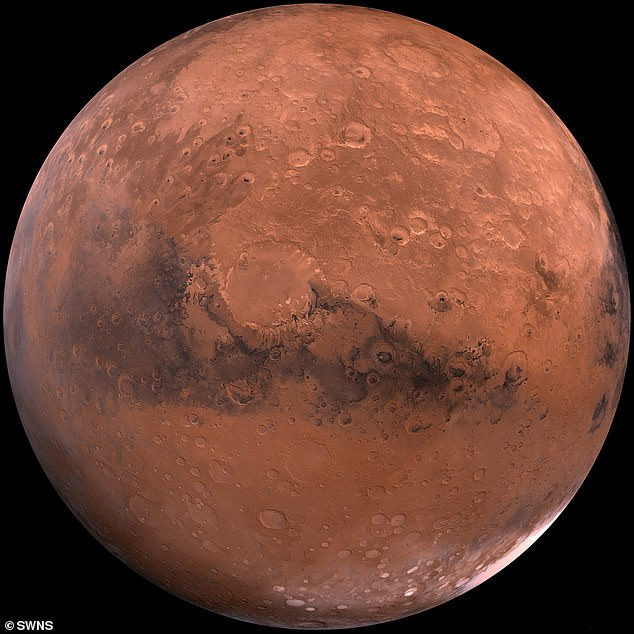 Experts have suggested a number of ways to dispose the body, including 'jettison' it into the dark abyss or burying the person on Mars – but the remains would first need to be burned to not contaminate the surface