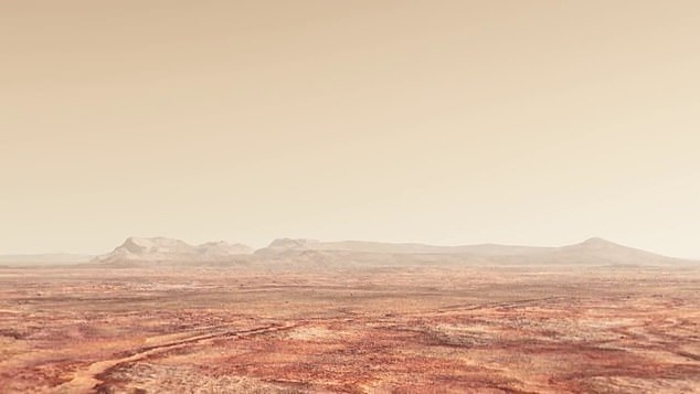 When astronauts arrive on Mars they will face new challenges that will threaten survival, one being radiation. Previous data of the Red Plant suggests it is hit with 700 times the radiation experienced on Earth.