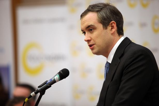 Former Northern Powerhouse minister James Wharton, now Chair of the Office for Students