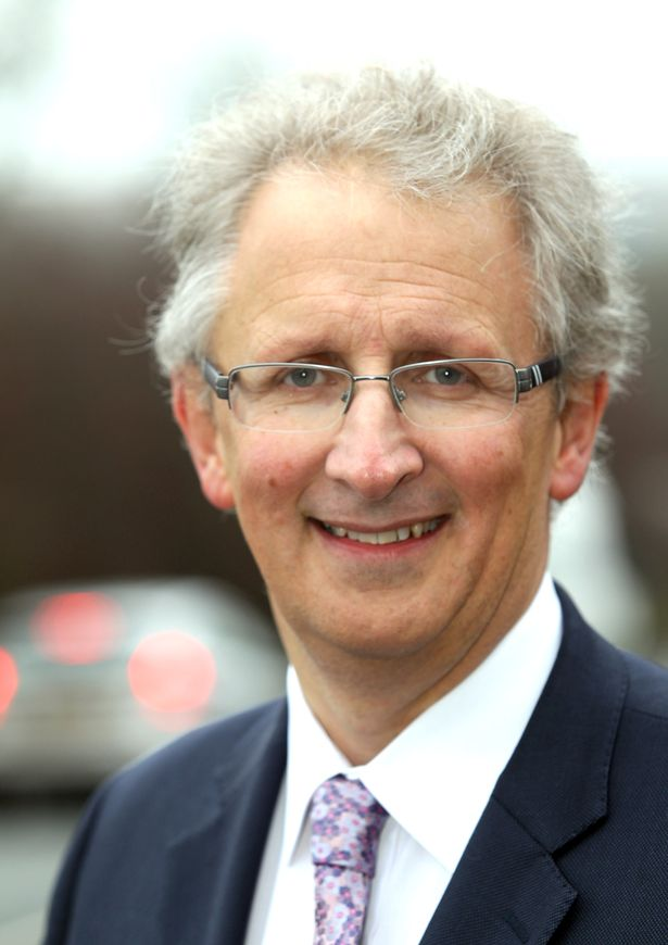 Andrew Bingham, now head of the Government Car Service
