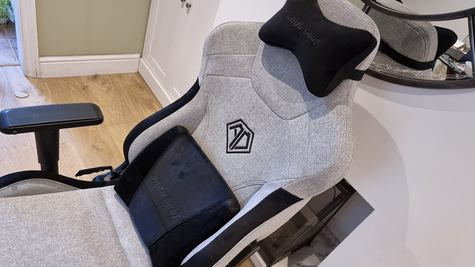 AndaSeat T Pro 2 cushions