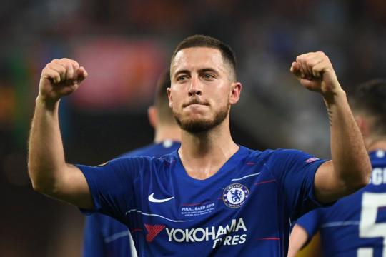 Hazard became a heroic figure at Stamford Bridge