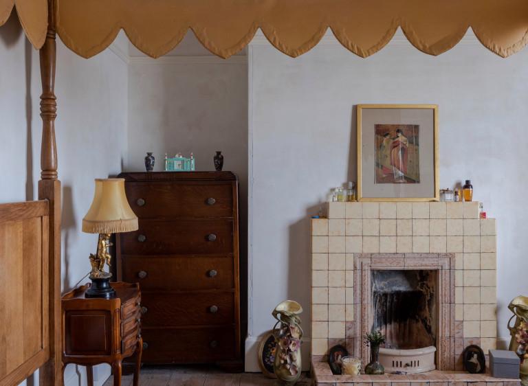 bedroom in west hill villa