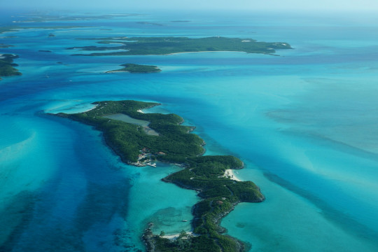 Little Hall's Pond Cay