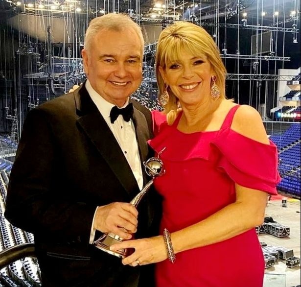 Eamonn Holmes and Ruth Langsford's business empire is thriving