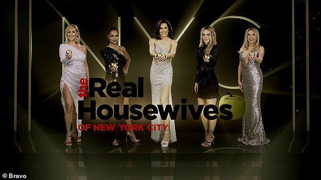 Back soon: The Real Housewives of New York City season 13 premieres on Tuesday May 4 at 9pm ET/PT on Bravo