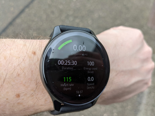 Despite 25 minutes of energetic cycling, I had travelled 0km (Metro.co.uk)