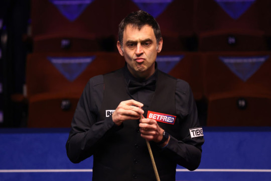 Betfred World Snooker Championship - Day One