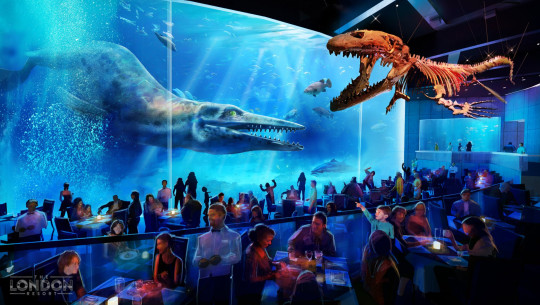 The London Resort today unveiled an exclusive glimpse into Base Camp, an entire land dedicated to dinosaurs, adventure and the legacy of unsung heroes of palaeontology, including Mary Anning.