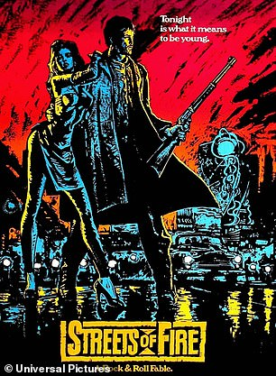 Hot streets:He also dipped into movies: the 1984 film Streets Of Fire had two songs written and composed by Steinman - Tonight Is What It Means To Be Young and Nowhere Fast