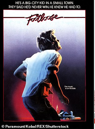 Music film:And one of his songs appeared on Footloose - Holding Out For A Hero by Tyler