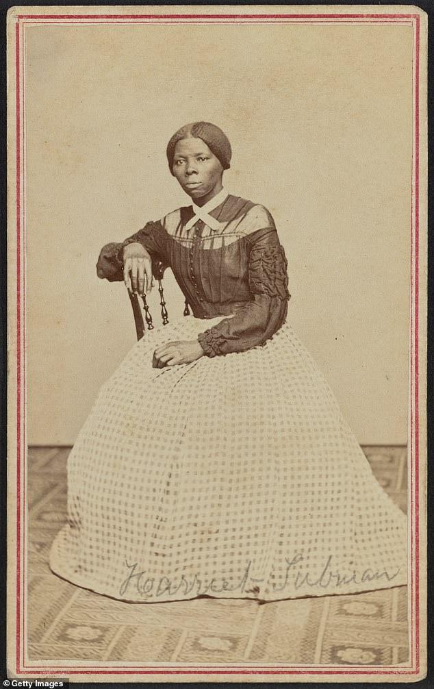 Harriet Tubman was born Araminta Ross in March 1822, on the Thompson Farm near Cambridge in Dorchester County