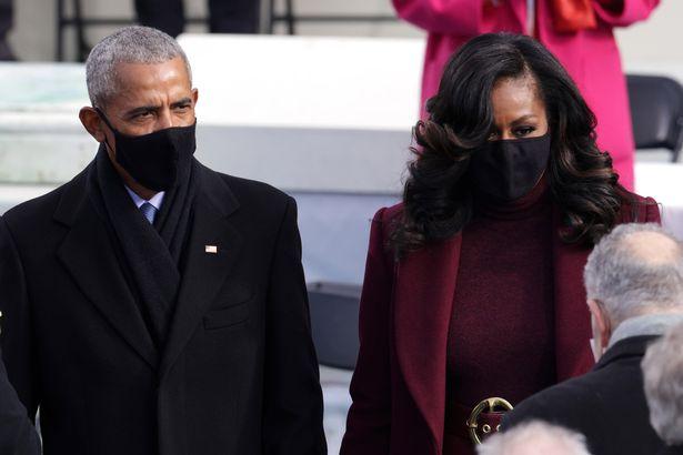 Barack Obama George Floyd