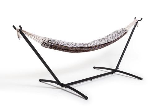 Habitat boho metal hammock