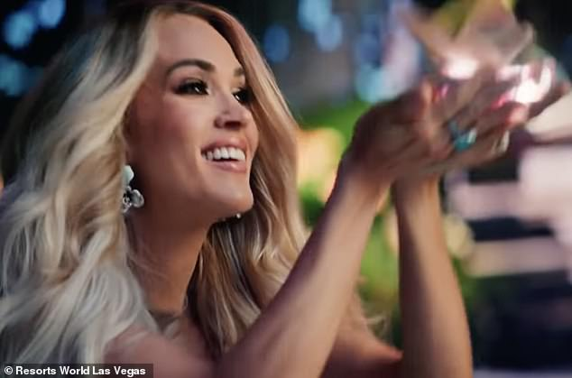 Radiant:At one point a magical hummingbird that glowed from the inside was seen settling in Carrie's palms before she set it loose into the wild