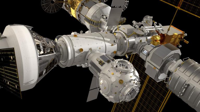 Gateway Space station