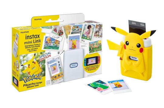 Instax Mini Link Pikachu version