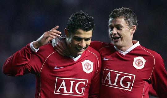 Ole Gunnar Solskjaer said he'd take Cristiano Ronaldo back at Manchester United