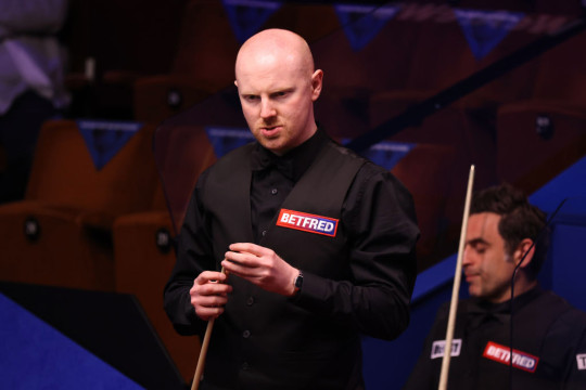 McGill edged the thriller at the Crucible