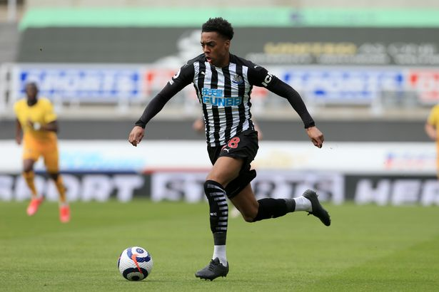 Willock will leave for the right price