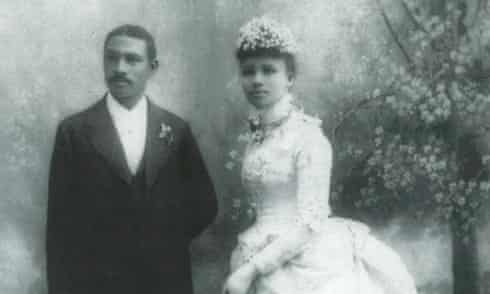 Charles and Willa Bruce.