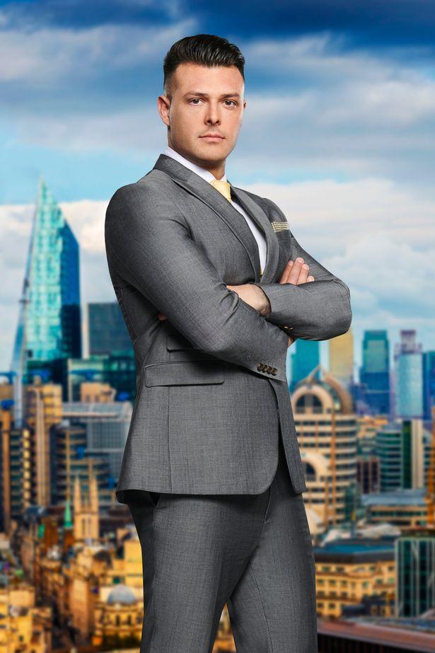Apprentice star Lewis Ellis