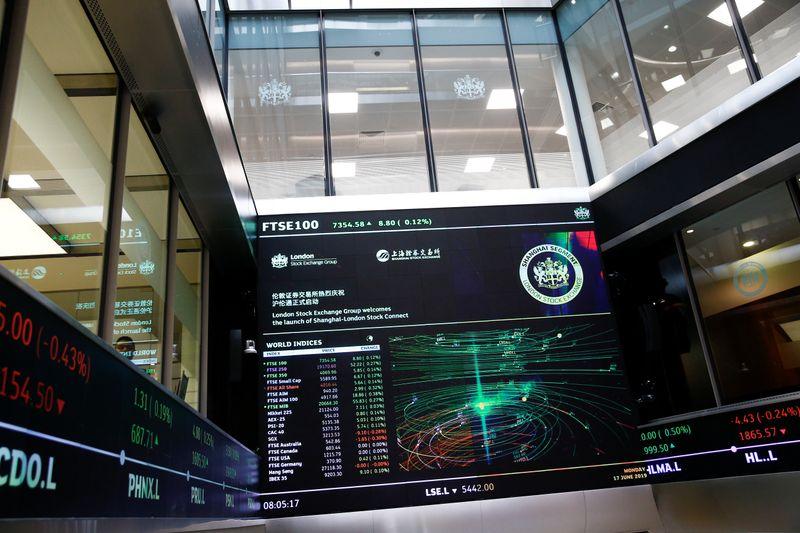 AstraZeneca, commodity stocks pull FTSE 100 higher; Tesco caps gains