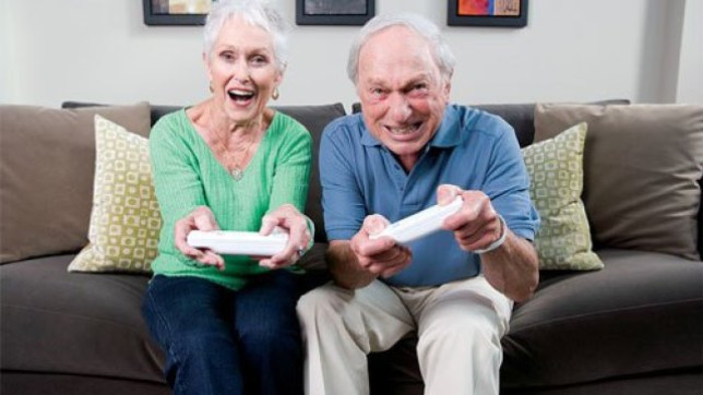 Everyone loves video games