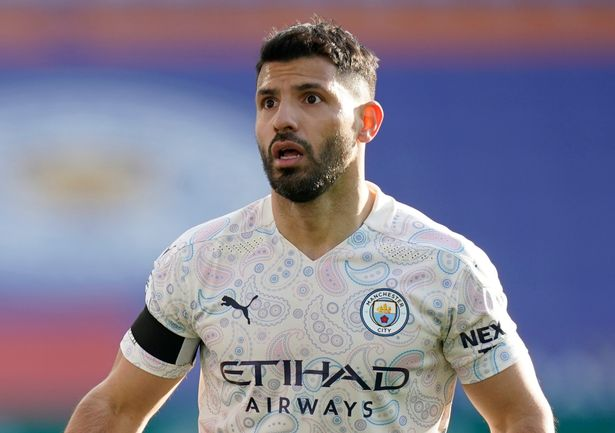 Barcelona are 'accelerating' their interest in signing Sergio Aguero