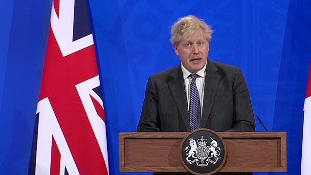 Boris Johnson calls Super League proposal 'a cartel'