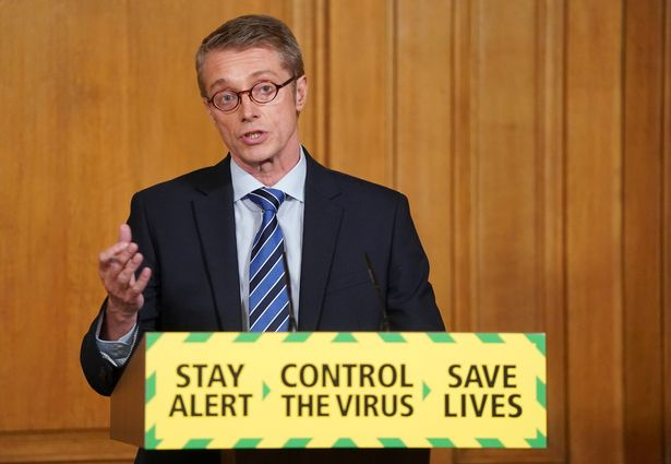 The chair of the New and Emerging Respiratory Virus Threats Advisory Group (Nervtag), Peter Horby, said he is not booking a trip abroad