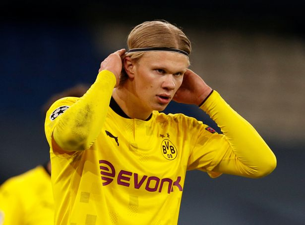 Chelsea are one of a number of clubs interested in Erling Haaland