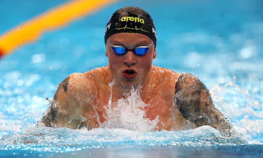 Adam Peaty will be one of Team GB's gold-medal contenders if the Games go ahead.