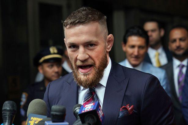 McGregor teased that he will buy his boyhood club