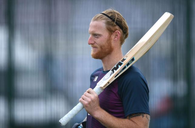 England star Ben Stokes injured his hand during Rajasthan's defeat to Punjab Kings
