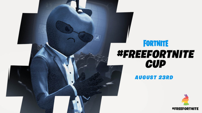 FreeFortnite cup