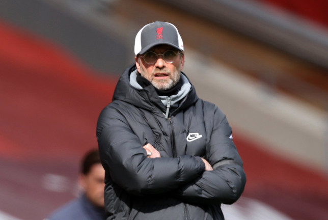 Jurgen Klopp and Liverpool need a strong display at Anfield to knock Real Madrid out of the Champions League